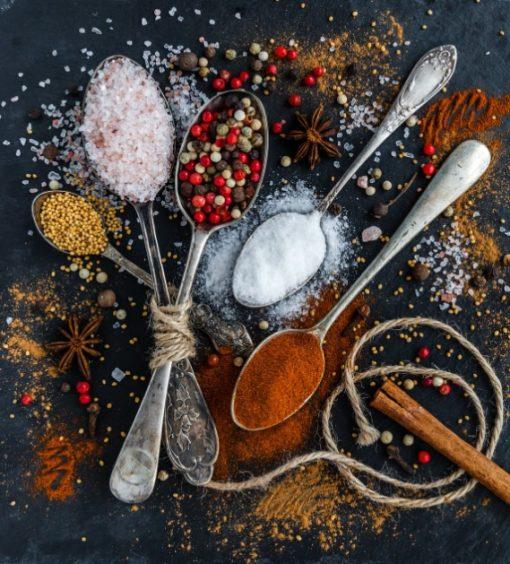 especias, exportar especias, pimenton, clavo, pimienta negra