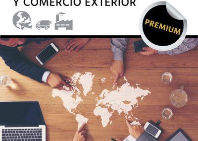 asesoramiento exportación y comercio exterior premium -Llega a todo el mundo