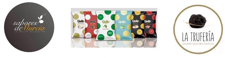 Clientes ayuda para exportar snacks, productos bio, gourmet