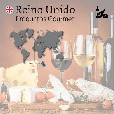 Exportar productos gourmet