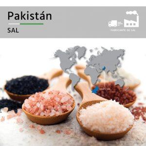 Productor de sal - Proveedores de sal de pakistán, india