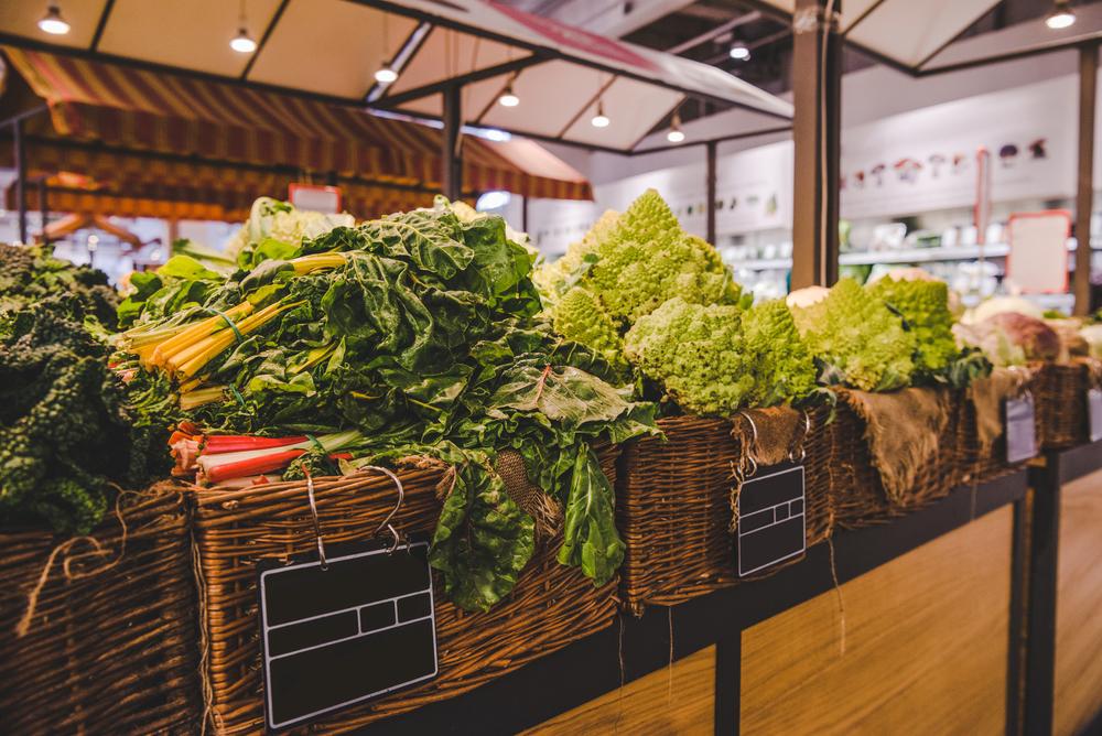 Qué productos de alimentación importa Italia