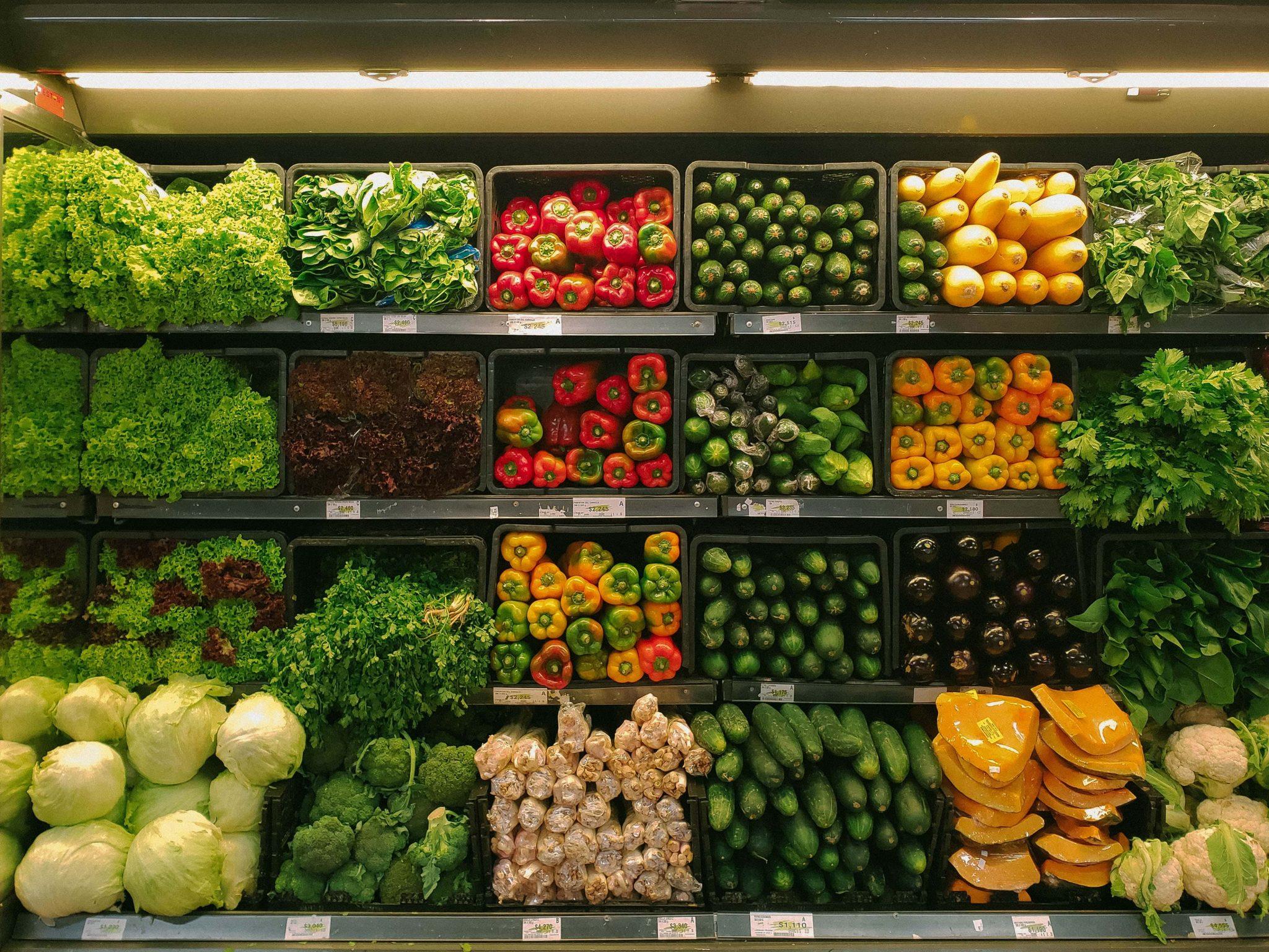agricultura y comercio exterior